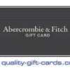 Sell Abercrombie & Fitch Gift Card 65%