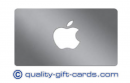 $100 Apple Store Gift Card $95