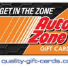 $100 AutoZone Gift Card $99
