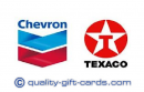 $100 Chevron Texaco Gift Card $95