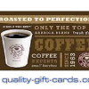 $100 Coffee Bean and Tea Leaf Gift Card $90