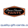 $100 Dunn Edwards Gift Card $85