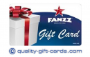 $100 Fanzz Gift Card $90