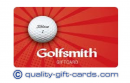 $100 Golfsmith Gift Card $95