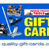 $100 Harbor Freight Tools Gift Card $95