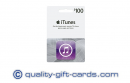$100 iTunes Gift Card $95
