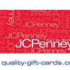 $100 JCPenney Gift Card $95