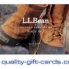 $100 LL Bean Gift Card $98