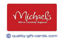 $100 Michaels Gift Card $95