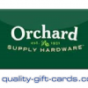 $100 Orchard Supply Hardware Gift Card $98