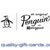 $144.72 Original Penguin Gift Card $77.42