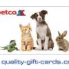 $100 Petco Gift Card $95
