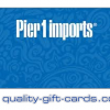 $100 Pier 1 Imports Gift Card $95