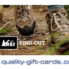 $100 REI Gift Card $90