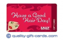 $100 Sally Beauty Supply Gift Card $95