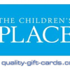 $100 The Childrens Place Gift Card $95