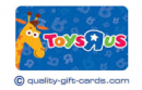 $100 Toys R Us Babies R Us Gift Card $95